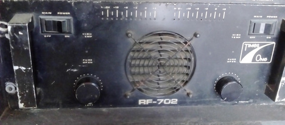 Amplificador Times One 702