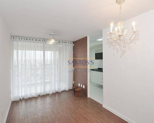 Imagem 1 de 30 de Apartamento À Venda, 45 M² Por R$ 630.000,00 - Brooklin - São Paulo/sp - Ap1758