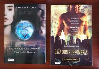 Libros De Cazadores De Sombras