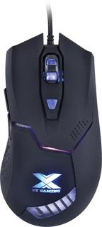 Mouse Óptico Vx Gaming Viper 3200 Dpi 06 Botões Com Led + Nf