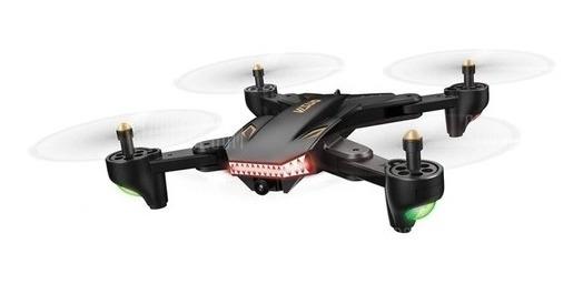 Drone Visuo Xs809s Câmera 480p Fpv Wifi Xs809 Pronta Entrega