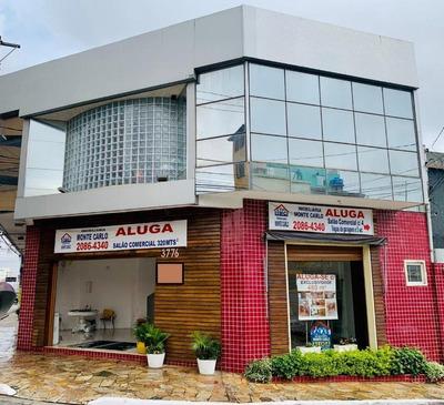 Salão Comercial Para Locação, Vila Galvão, Guarulhos. - Sl0062