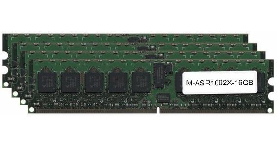 Memória 16gb Dram P/ Cisco Asr-1002x M-asr1002x-16gb