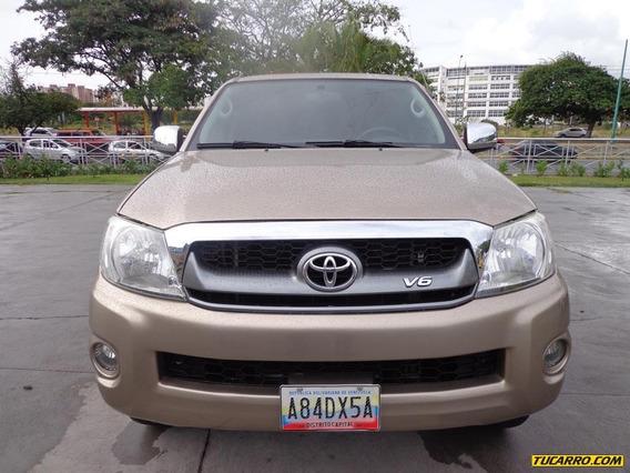 Toyota Hilux Automatico