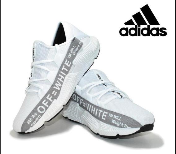 Tênis adidas Off White Masculino Frete Grátis Promoção