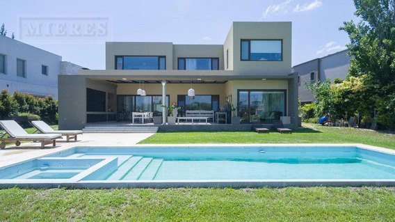Casa Sobre Lote A La Laguna , Apto Crédito - Santa Catalina , Villanueva