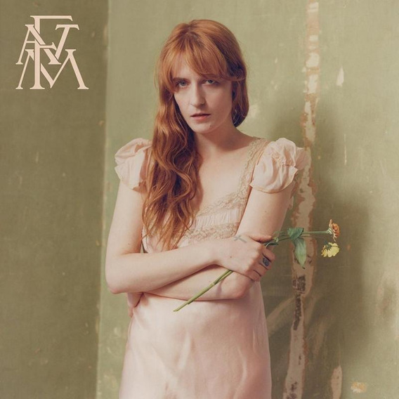 Cd Florence And The Machine - High As Hope