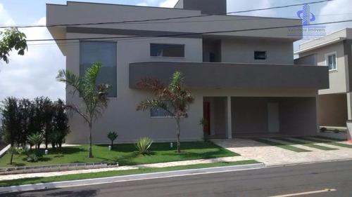 Casa Residencial À Venda, Cond. Vila Real, Valinhos. - Ca1551