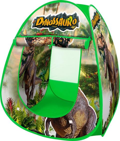 Barraca Meninos Dinossauro Infantil Desmontável Piquenique