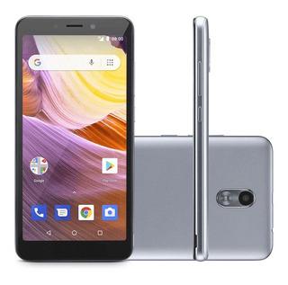 Smartphone Multilaser Nb730 Ms50g 3g 5,5 Pol. Ram 1gb Câmera