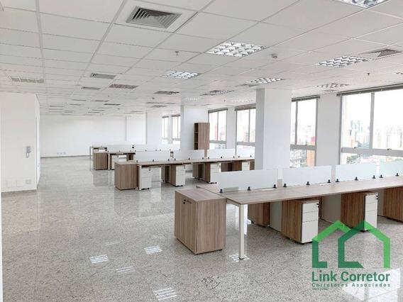 Laje Para Alugar, 431 M² Por R$ 20.688/mês - Jardim Guanabara - Campinas/sp - Lj0005