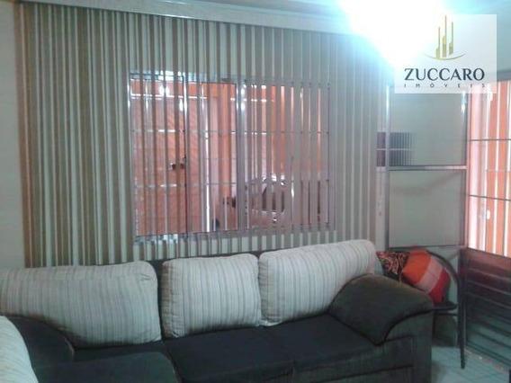 Sobrado Residencial À Venda, Jardim Presidente Dutra, Guarulhos - So3800. - So3800