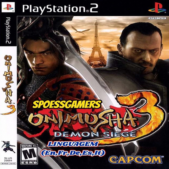 Onimusha 3 Demon Siege Ps2 Patch .