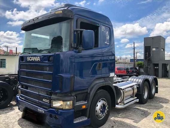 Scania 124 400 6x2 2002 Impecável