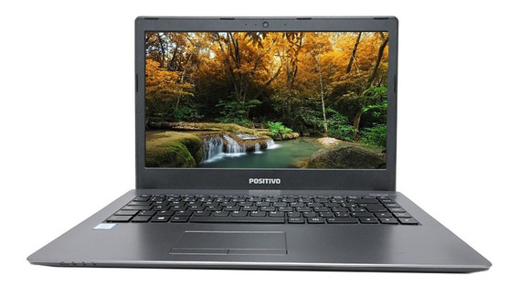 Notebook Positivo Master N3140 I3-7100u 4gb Hd1tb W10pro