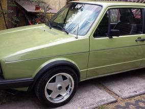 Volkswagen Caribe L Clasico, Factura Y Color Original