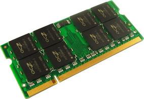 Memória Ddr2 1gb Notebook Netbook Pc2 1gb Várias Marcas