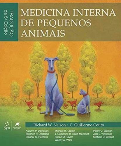 Imagem 1 de 1 de Livro:medicina Interna De Pequenos Animais