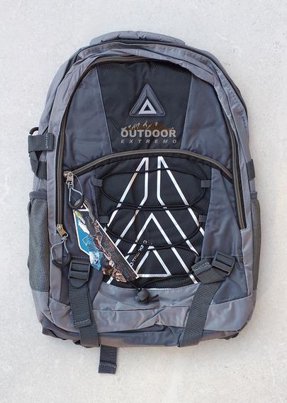 Mochila Pro Trekking 26100 Deporte Trabajo Porta Notebook
