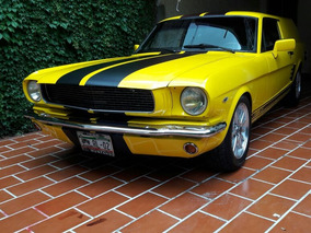 Ford Mustang Delivery 66