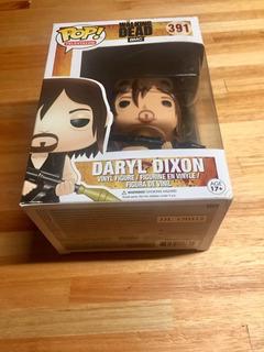 Funko Pop Original Walking Dead Daryl Dixon # 391 - 03_recs