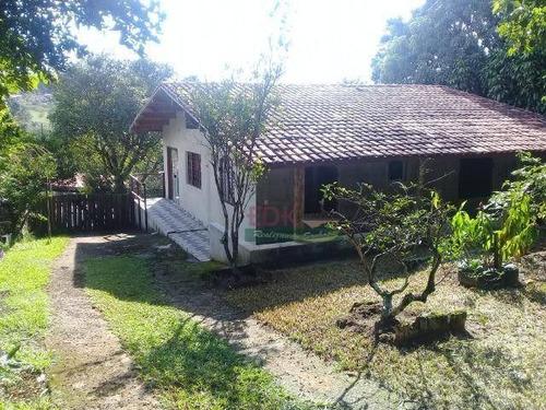 Imagem 1 de 18 de Chácara Com 2 Dormitórios À Venda, 2200 M² Por R$ 628.000,00 - Vila Santa Isabel - Taubaté/sp - Ch0471