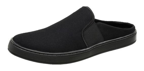 Sapato Masculino Mule Casual Elástico 3ls3