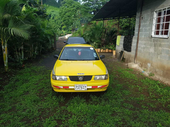 Taxi Cupo Incluido Nissan B13 .