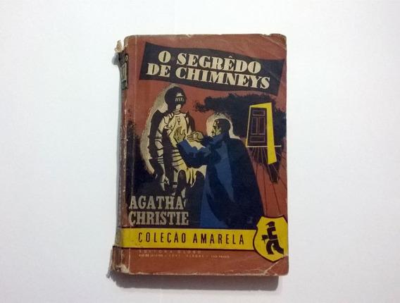 Livro O Segredo De Chimneys