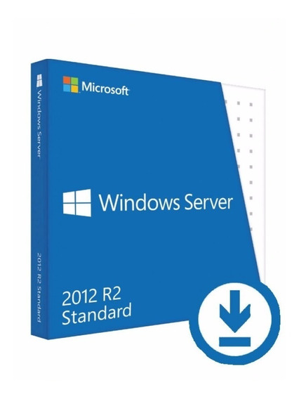 Windows Server 2012 R2 Standard - Original® + Nf-e