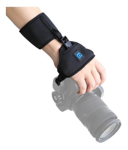 Alça De Mão / Pulso Super Confortável Hand Strap Grip Puluz