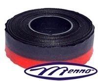 3 Fitas Máq Escrever Remington Preto Vermelho Nylon Mf200