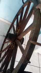Roda De Carroça Pendulo