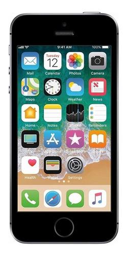 iPhone SE 128 GB cinza-espacial