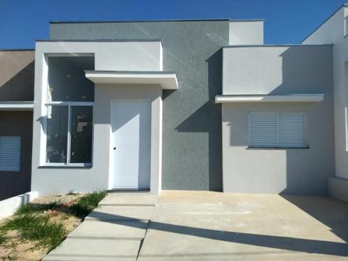 Casa Com 3 Dormitórios À Venda, 94 M² Por R$ 350.000 - Condomínio Terras De São Francisco - Sorocaba/sp - Ca0068 - 67640262