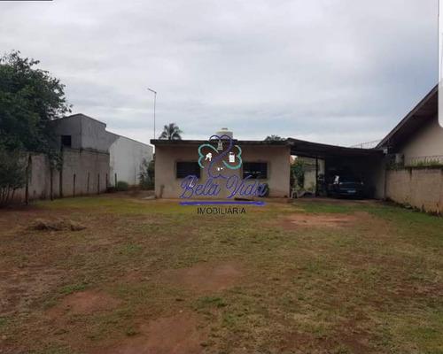 Imagem 1 de 8 de Indaiatuba- Sp, Chácara A Venda Parque Das Bandeiras. Bela Vida Imobiliária - Ch00234 - 69741321