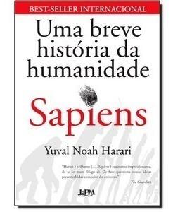 Sapiens-uma Breve História Da Humanidade - Yuval Noah Harari