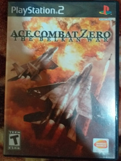Ace Combat Zero The Belkan War(playstation 2)