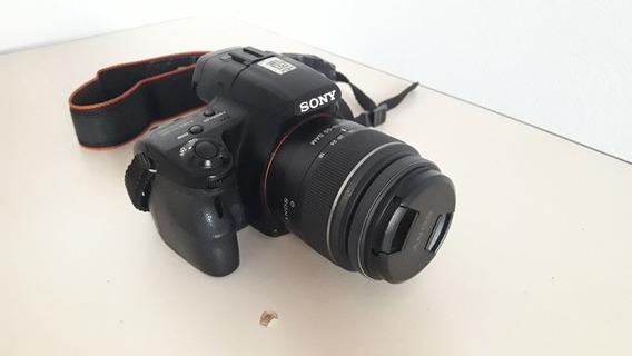 Câmera Dslr Sony Alpha A-37