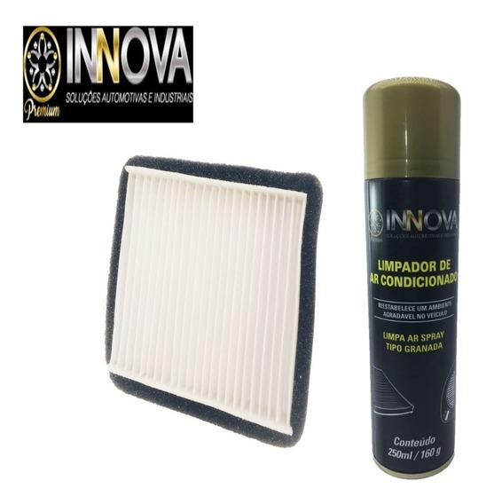 Filtro De Ar Gol G2, G3, G4 95 Em Diante + Higienizador