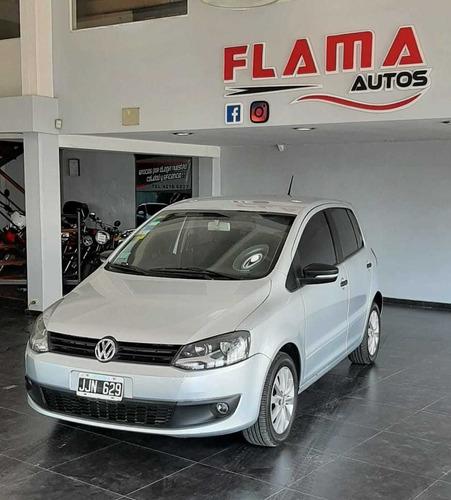 Volkswagen Fox 1.6 Trendline 70c 2010 Permuto O Financio