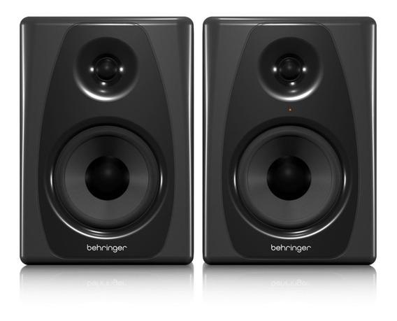 1 Par Monitores 150w Rms Via Usb Behringer Studio 50usb