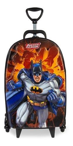 Mochilete 3d Liga Batman