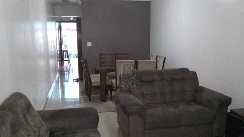 Sobrado À Venda, 120 M² Por R$ 450.000,00 - Jardim Aricanduva - São Paulo/sp - So3436