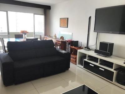 Apartamento Com 3 Dormitórios Para Alugar, 97 M² Por R$ 6.000/mês - Moema - São Paulo/sp - Ap16032