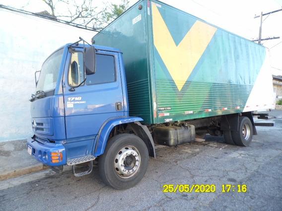M. Benz 1718 Toco Bau De 7,00mrs