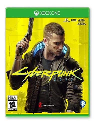 Imagen 1 de 4 de Cyberpunk 2077 - Xbox One