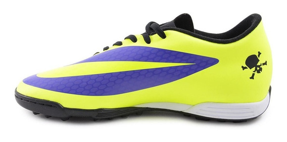 Zapatillas Nike Hypervenom Phade Tf Green