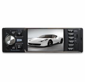 Rádio Mp5 Sd Mp3 Mp4 Tela 4 Aguia Power Video 1080p