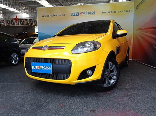 Fiat Palio Fiat Palio 1.6 Mpi Sporting 16v Flex 4p Manual 20